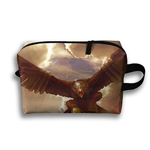 Giant Eagle Travel Cosmetic Bag Make-Up Bags Stationery Holder