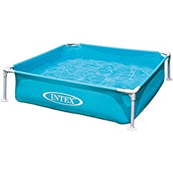 Intex - Piscina mini frame 122x122x30cm (Intex 57173)