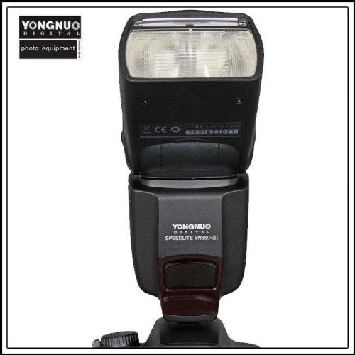 Yongnuo Blitz Speedlite Blitzgerät YN560-III Support RF-602/603 für Canon Nikon Pentax olympus