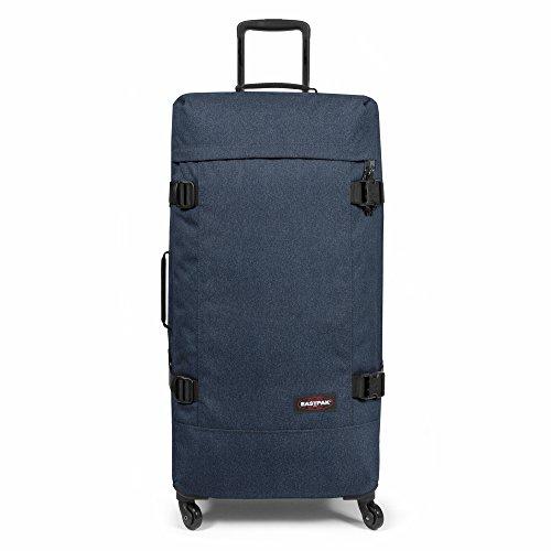 Eastpak - Trans4 Xl - Bagage à roulettes - Black Denim - 94L