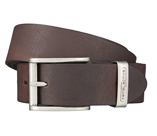 CAMEL ACTIVE Belt Mens belt leatherbelt brown 1015