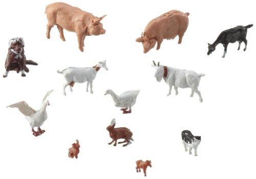 Noch 15711 - Tiere auf dem Bauernhof