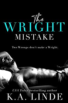 The Wright Mistake by [Linde, K.A.]