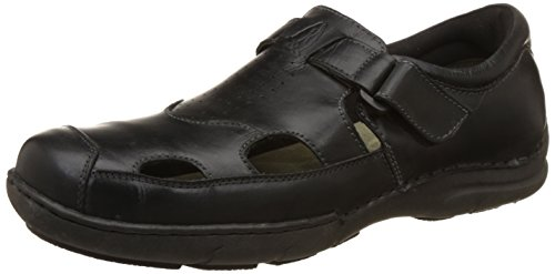 Hush Puppies Men's Franklin Leather Loafers And Moccasins