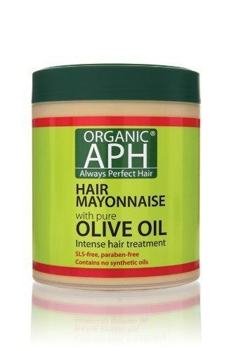 Organique APH Traitement De Cheveux Mayonnaise Avec L'huile D'Olive Pure