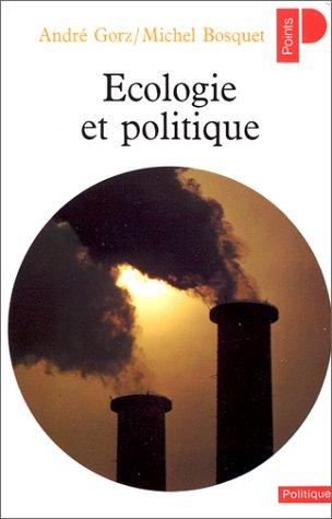 Ecologie et politique