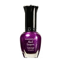 KLEANCOLOR Nail Lacquer 4 - Sparkling Grapes