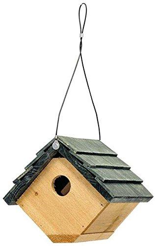 Galleria fotografica Verdemax 5746casa con cordoncino per piccoli uccelli