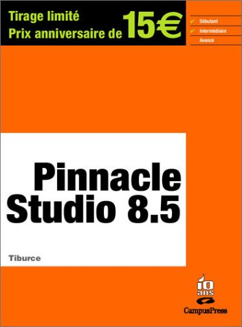 Pinnacle Studio 8.5