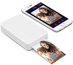 HITSAN INCORPORATION Xprint Portable Wireless Bluetooth NFC Connection AR Photo Printer for Mobile Phone