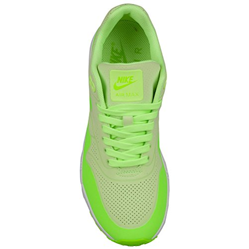 Nike Damen Wmns Air Max 1 Ultra Moire Turnschuhe Verde (Ghost Green / Elctrc Green-White)