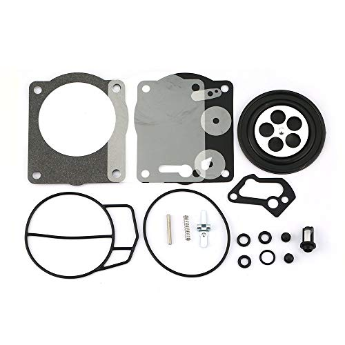 Yaoaofron Carburetor Repair Kit for Sea Doo 951 Carburetor Complete Rebuild Kit