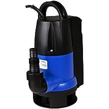 Pompe Vide Cave immergée automatique à flotteur intégré 550w - Robby - vp550w