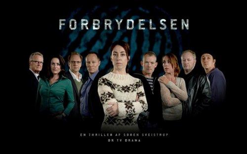 Killing, The Plakat TV Poster Danish