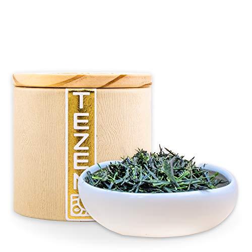 Gyokuro Grüner Tee aus Japan | Premium Gyokuro Tee aus traditionellem Anbau | Japanischer Gyokuro Tee von besten Teegärten