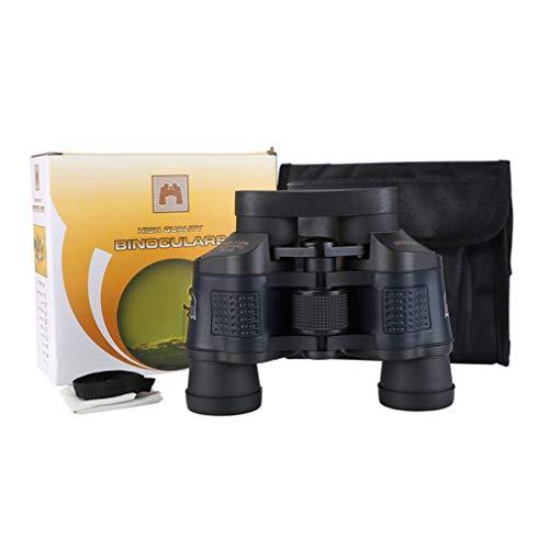 60x60 Fernglas High-Power-HD-Red Film-Teleskop-Nachtsicht im Freien für Sightseeing-Tour