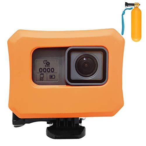 Boîtier House Caméra Étanche Bodhi Floaty Orange pour GOPRO Hero7 Black Hero7 Silver Hero7 White Hero 6 Hero 5