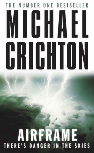 Airframe par Michael Crichton