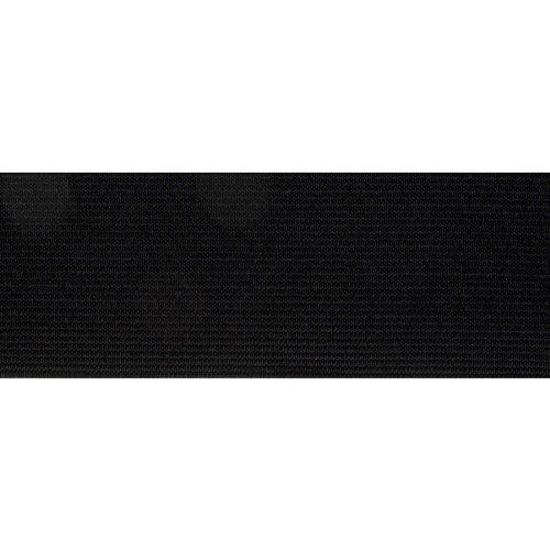 25 M d'élastique tissé Noir 32 mm