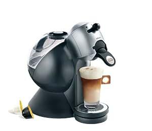 Krups Nescafé Dolce Gusto KP200040 Coffee Machine, Makes 7 Drinks, Black