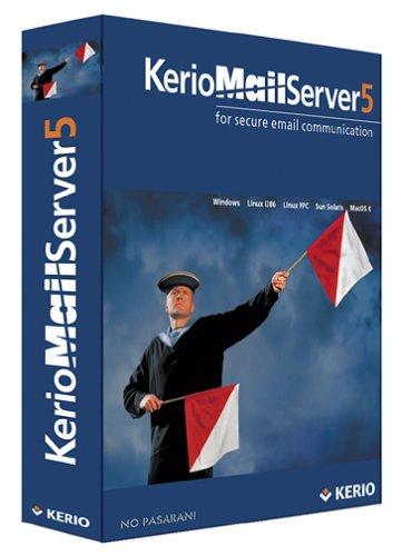 E-Book KERIO MAILSERVER 5.6 BASE ( K4055S1 ) System 5.6