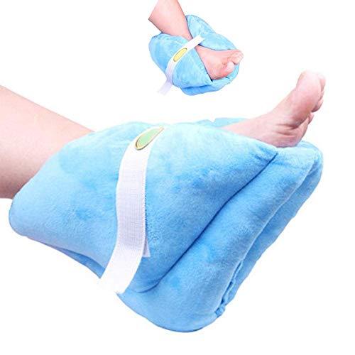 BD.Y Fersenschutzkissen, Fußstützkissen, Fersenschwimmer-Fersenschutz zur Entlastung des Fußes und zur Vorbeugung von Dekubitus