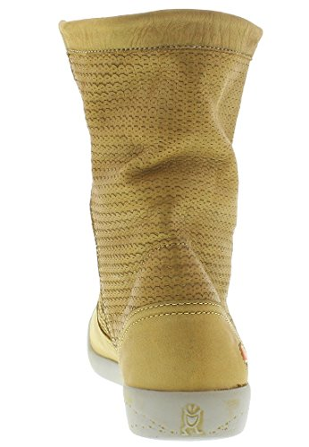 Softinos Iggy348sof, Bottes Classiques Femme Camel/Beige