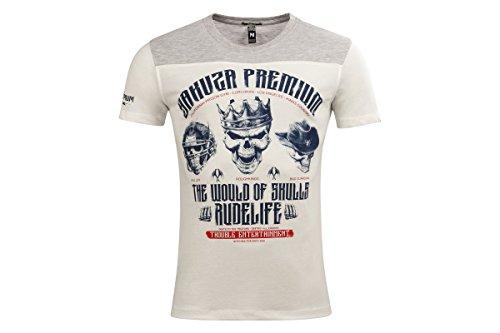 Yakuza Premium T-Shirt YPS2308 Natural
