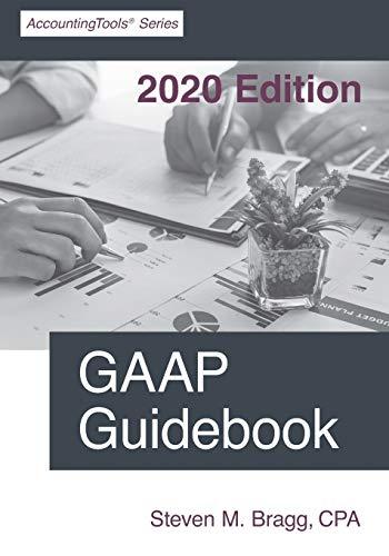 GAAP Guidebook: 2020 Edition