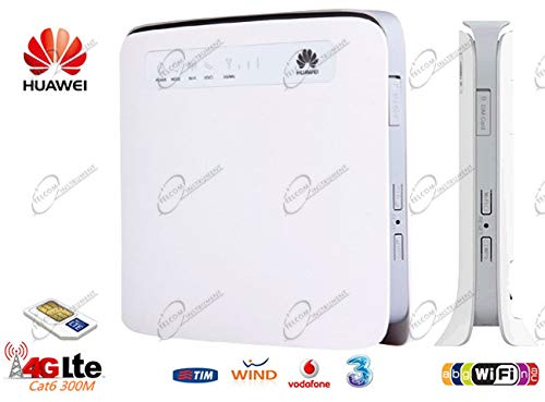 Huawei E5186S-22a LTE /4G Router