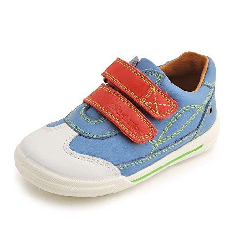 Start-Rite - Flexy Soft Turin, Scarpe da ginnastica Bambino Blu (Blu (Blue))