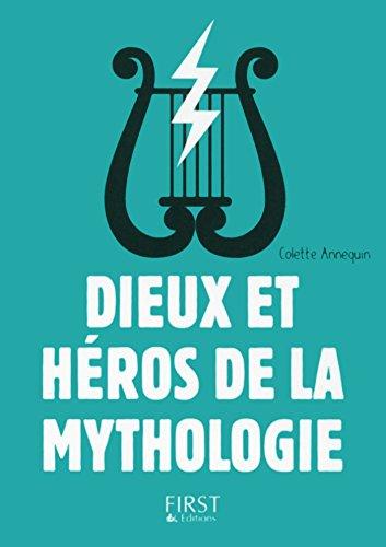 Petit livre de - Dieux et héros de la mythologie, 3e édition