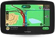 TomTom GO Essential Pkw-Navi (6 Zoll, mit Freisprechen, Updates über Wi-Fi, Lebenslang Traffic via Smartphone und Karten von