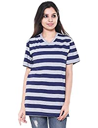 56335694b5bc EASY 2 WEAR ® Womens T-Shirts Half Sleeve (Size S to 4XL)