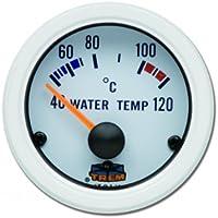 Wassertemperaturanzeige Farbe weiss