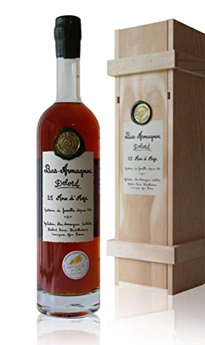 Bas Armagnac - Delord - 25 Ans d ge - 70cl