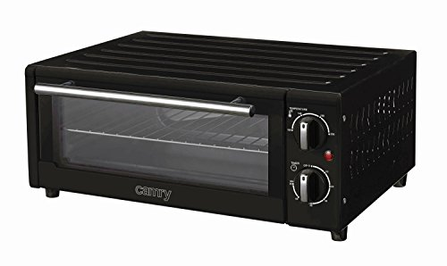 Mini Oven | Pizza oven | 13,5L Mini oven | 1300 Watt Oven | Timer | Pilot Light | Temperature controll | Adjustable Heat | extra deep for larger pizza | electric Oven | Double glazed Door | Top and Bottom heating |