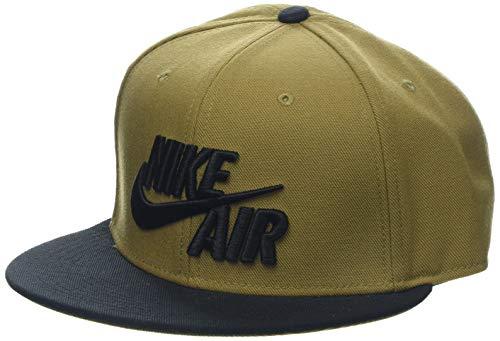 Nike Air True EOS Gorra, Hombre, Dorado (Golden Beige/Black/Black), Talla Única