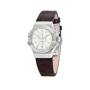 Reloj para Mujer, Colección Potenza, en Acero, Cuero – R8851108506