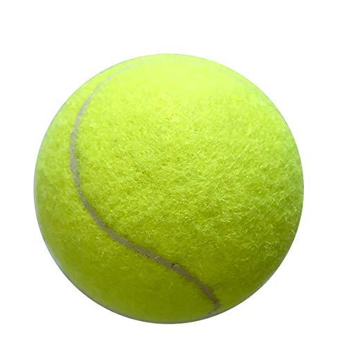 Zeagro Giant Hundespielzeug Bälle Robust Pet Tennis Ball für Kleine HundeTennisball für Haustiere Große Junge Hunde Bester Trainer - Traditionelle Trainer