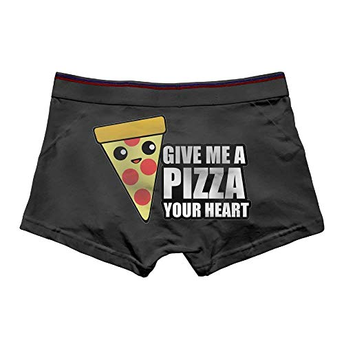 pants hats A Pizza Your Heart Men's Sexy Panties Underwear Briefs