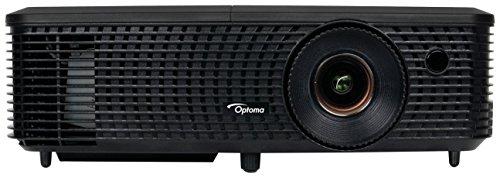 Optoma X340 DLP Projektor (XGA Beamer, 1024 x 768 Pixel, 3100 ANSI Lumen, Kontrast 22.000:1, HDMI, VGA, Zoom 1,1x) schwarz