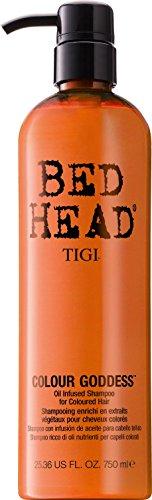 Bed Head Colour Goddess Shampoo for Dyed Hair