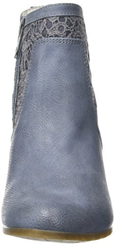 Tom Tailor 2790005, Stivaletti Donna Denim (Jeans)