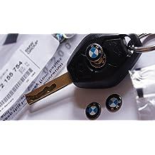 BMW 66122155754 - Funda para llave automática autoadhesiva, diseño de logotipo de BMW