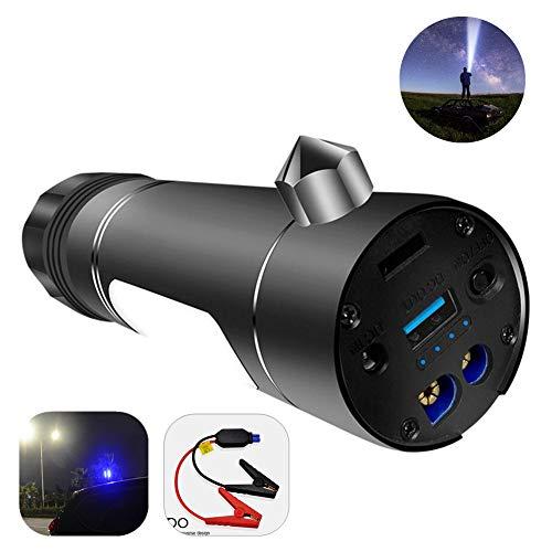 MTTLS Auto Hammer Notfallhammer Start Der Stromversorgung Mit Foto Fernbedienung Taschenlampe Auto Notfall Tool Kit