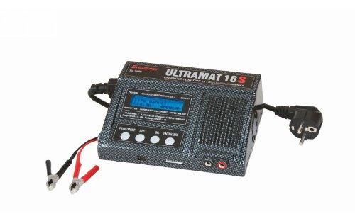 Graupner 6468 - Zubehör - Ultramat 16S Li, Pb, NiMH Ladegerät