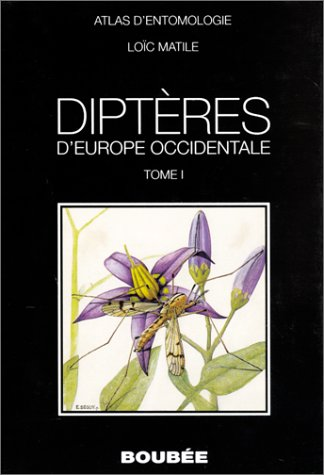Diptères, Europe occidentale, tome 1