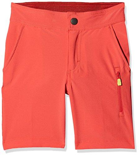 Ziener Kinder Congaree X-Function Shorts red Cheek 152