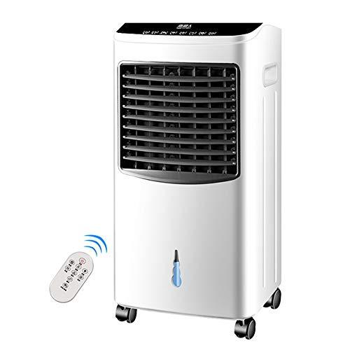 FANS LHA Control Remoto Mute Enfriador de Aire de Ahorro de energía Hogar pequeño Ventilador de Aire...